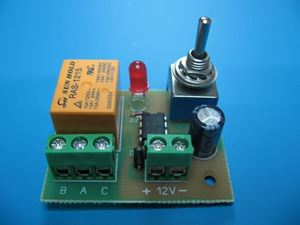 Picture of CYCLIC TIMER SWITCH TIME RELAY KIT 10A