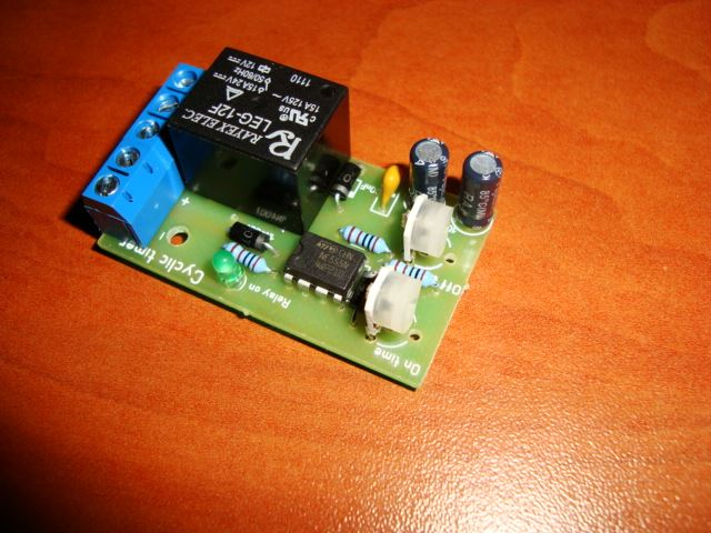 deselectra electronics cyclic timer switch relay kit 12v picture of cyclic timer switch relay kit 12v adjustable on off repeater on 0