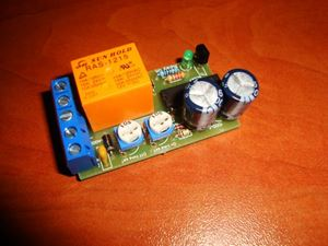 Picture of CYCLIC TIMER SWITCH RELAY 12V ADJUSTABLE ON/OFF REPEATER ON 9 -900s OFF 2-960s